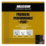 Hallelujah (Key-D-Premiere Performance Plus w/ Backgound Vocals) [Music Download]
