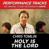 Holy Is The Lord (Key-Bb-Premiere Performance Plus w/ Background Vocals) [Music Download]
