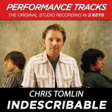 Indescribable (Key-B-Premiere Performance Plus w/ Background Vocals) [Music Download]