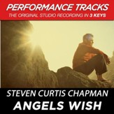 Angels Wish (Key-C-Premiere Performance Plus w/ Background Vocals) [Music Download]