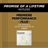 Promise Of A Lifetime (Medium Key-Premiere Performance Plus w/o Background Vocals) [Music Download]
