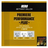 Hero (Key-Gb-Premiere Performance Plus w/o Background Vocals) [Music Download]