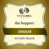 Jerusalem (High Key-Studio Track w/o Background Vocals) [Music Download]