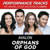 Orphans Of God (Performance Track In Key Of G Without Background Vocals) [Music Download]