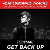 Get Back Up (Medium Key Performance Track Without Background Vocals) [Music Download]