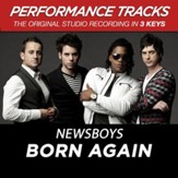 Born Again (Medium Key Performance Track With Background Vocals) [Music Download]