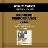 Jesus Saves (Medium Key Performance Track With Background Vocals) [Music Download]