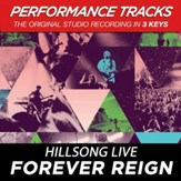 Forever Reign (Live High Key Performance Track Without Background Vocals) [Music Download]