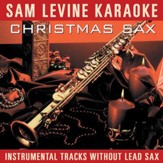 Sam Levine Karaoke - Christmas Sax (Instrumental Tracks Without Lead Track) [Music Download]