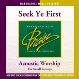 Seek Ye First (Split Track) [Music Download]