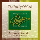 The Family Prayer Song (As For Me And My House) (Split Track) [Music Download]