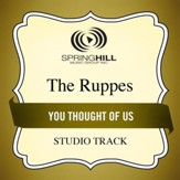 You Thought Of Us (Medium Key Performance Track Without Background Vocals) [Music Download]