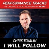 I Will Follow (Medium Key Performance Track With Background Vocals) [Music Download]