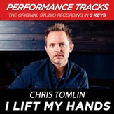 I Lift My Hands (Medium Key Performance Track Without Background Vocals) [Music Download]