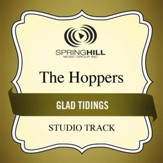 Glad Tidings (Medium Key Performance Track With Background Vocals) [Music Download]