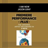 I Am New (Medium Key Performance Track With Background Vocals) [Music Download]