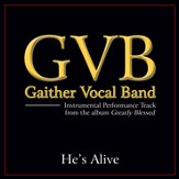 He's Alive (High Key Performance Track Without Backgrounds Vocals) [Music Download]