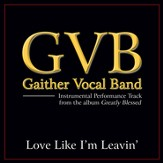 Love Like I'm Leavin' (Low Key Performance Track Without Backgrounds Vocals) [Music Download]
