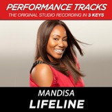 Lifeline (Low Key Performance Track Without Background Vocals) [Music Download]