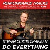 Do Everything (Medium Key Performance Track Without Background Vocals) [Music Download]