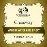 Walk On Water Kind of Day (Medium Key Performance Track With Background Vocals) [Music Download]