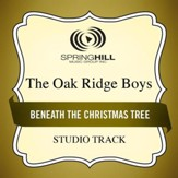 Beneath the Christmas Tree (Medium Key Performance Track With Background Vocals) [Music Download]