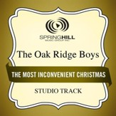 The Most Inconvenient Christmas (Medium Key Performance Track With Background Vocals) [Music Download]