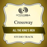 All the King's Men (Medium Key Performance Track With Background Vocals) [Music Download]