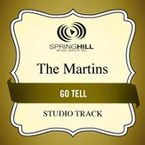 Go Tell (Low Key Performance Track Without Background Vocals) [Music Download]