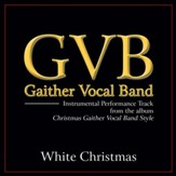 White Christmas Performance Tracks [Music Download]