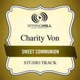 Sweet Communion (Medium Key Performance Track Without Background Vocals) [Music Download]