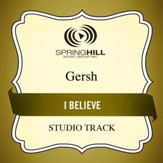 I Believe (Studio Track) [Music Download]