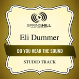 Do You Hear the Sound (Medium Key Performance Track Without Background Vocals) [Music Download]