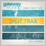 Great Great God Split Trax With Vocals [Music Download]