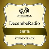 Drifter (Medium Key Performance Track Without Background Vocals) [Music Download]