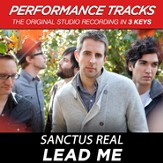 Lead Me (Medium Key Performance Track Without Background Vocals) [Music Download]