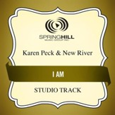 I Am (Medium Key Performance Track With Background Vocals) [Music Download]