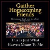 This Is Just What Heaven Means to Me (Original Key Performance Track With Background Vocals) [Music Download]