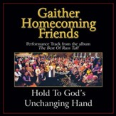 Hold to God's Unchanging Hand Performance Tracks [Music Download]