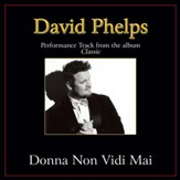 Donna Non Vidi Mai (Original Key Performance Track Without Background Vocals) [Music Download]