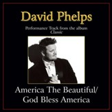 America the Beautiful / God Bless America (Medley) [Low Key Performance Track Without Background Vocals] [Music Download]