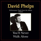 You'll Never Walk Alone (Low Key Performance Track Without Background Vocals) [Music Download]