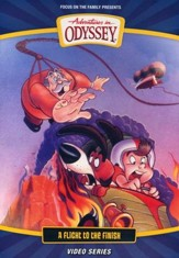 Adventures in Odyssey: A Flight to the Finish [Video Download]