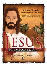 Jesus: He Lived Among Us [Video Download]