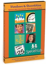 Special Kids Learning Series: Numbers & Quantities [Video Download]