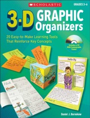 3-D Graphic Organizers