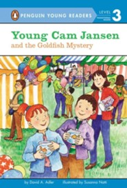 Young Cam Jansen and the Goldfish Mystery 19