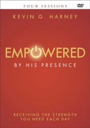 Empowered by His Presence DVD