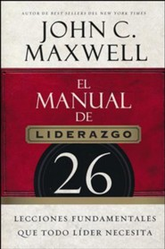 Manual De Liderazgo, Leadership Manual