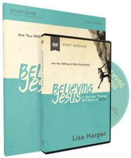 Believing Jesus Study Guide with DVD